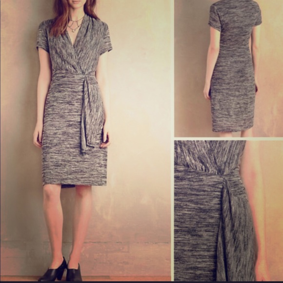 Anthropologie Dresses & Skirts - Fitted knit dress